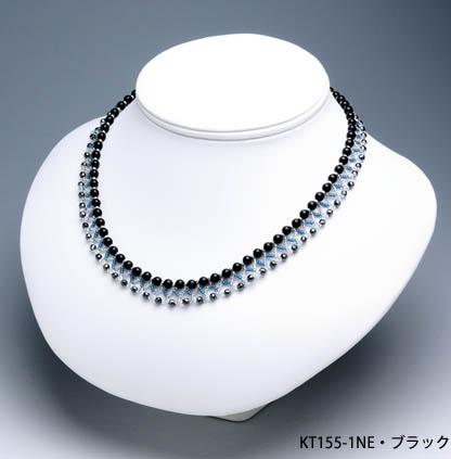 ネックレスキット・KT155-1NE・シェブロンチェインの変形